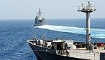 USS George H.W. Bush (CVN 77) (14680232844).jpg