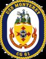 USS Monterey CG-61 Crest.png