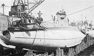 USS O-6 (SS-67) - Image: USS O 6