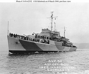 USS Rehoboth (AVP-50)