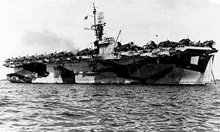 USS <i>Shipley Bay</i> Casablanca-class escort carrier of the US Navy