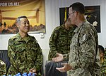 US Air Force photo 160827-F-GX249-036 U.S., Japanese forces talk tactics for evacuation operations.jpg