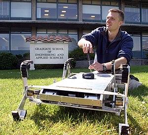 Agricultural robot - Autonomous Agricultural Robot