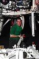US Navy 100129-N-3327M-100 Sailor conducts jet engine maintenance aboard USS Nimitz.jpg