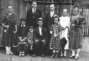 Ukrainian Brazilians - Ukrainian immigrants to Brazil in the late 19th century