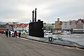 Ula Submarine Bergen Norway 2009 8.JPG