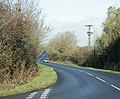 Unclassified road between Seend and the A365 - geograph.org.uk - 1620067.jpg
