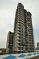 Unidentified Buildings Under Construction - Chinese Temple Area - JBS Haldane Avenue - Kolkata 2016-06-23 5201.JPG