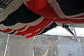 Union Jack Parachute (Die Another Day) National Motor Museum, Beaulieu.jpg