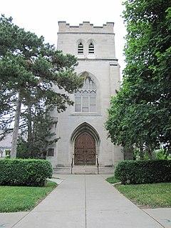 Unitarian Universalist Church of Buffalo United States historic place