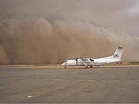 C-FNCU - DH8C - Voyageur Airways