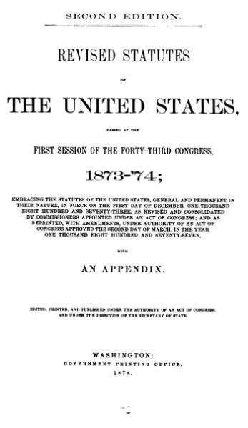 File:United States Statutes at Large Volume 18 Part 1.djvu