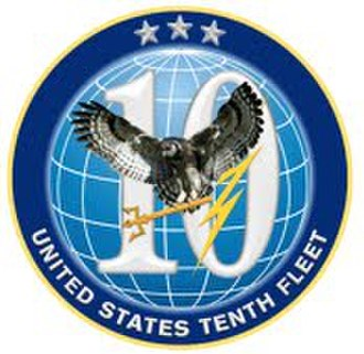 United States Tenth Fleet - Image: United States Tenth Fleet