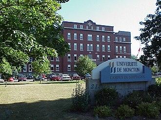 Université de Moncton - Université de Moncton Shippagan campus