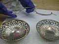Unpolished and polished silver artwork pieces.jpg