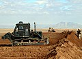 Up-armored bulldozers in Afghanistan.jpg
