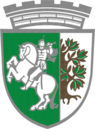 Updated coat of arms of Sliven.png
