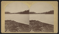 Upper Saranac Lake, Indian Carry, by Stoddard, Seneca Ray, 1844-1917 , 1844-1917.png