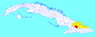Urbano Noris Municipality in Holguín, Cuba