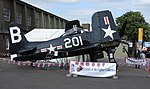 VE Day air show 2015, Duxford (18149281756).jpg