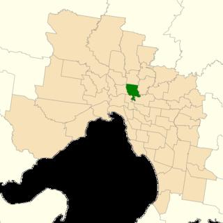 Electoral district of Northcote state electoral district of Victoria, Australia