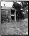 VIEW OF NORTHWEST SIDE - Sealy House, 15 Stiles Circle, Oklahoma City, Oklahoma County, OK HABS OKLA,55-OKLA,3-3.tif