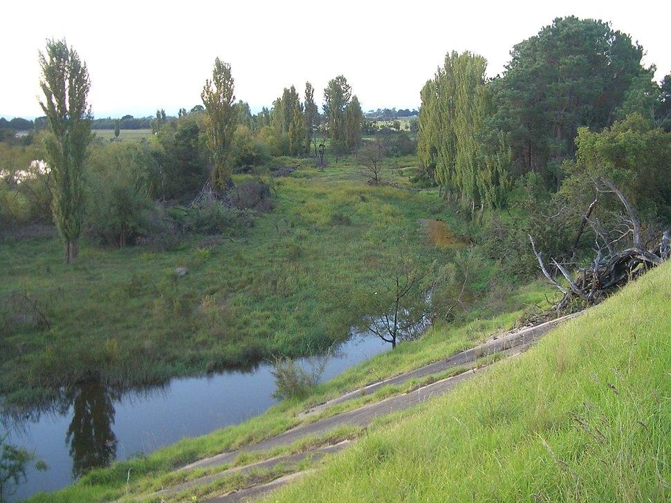 VM 0267 Stratford - Avon River valley