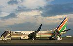 VT-SJG Air Sahara B738 (331500147).jpg