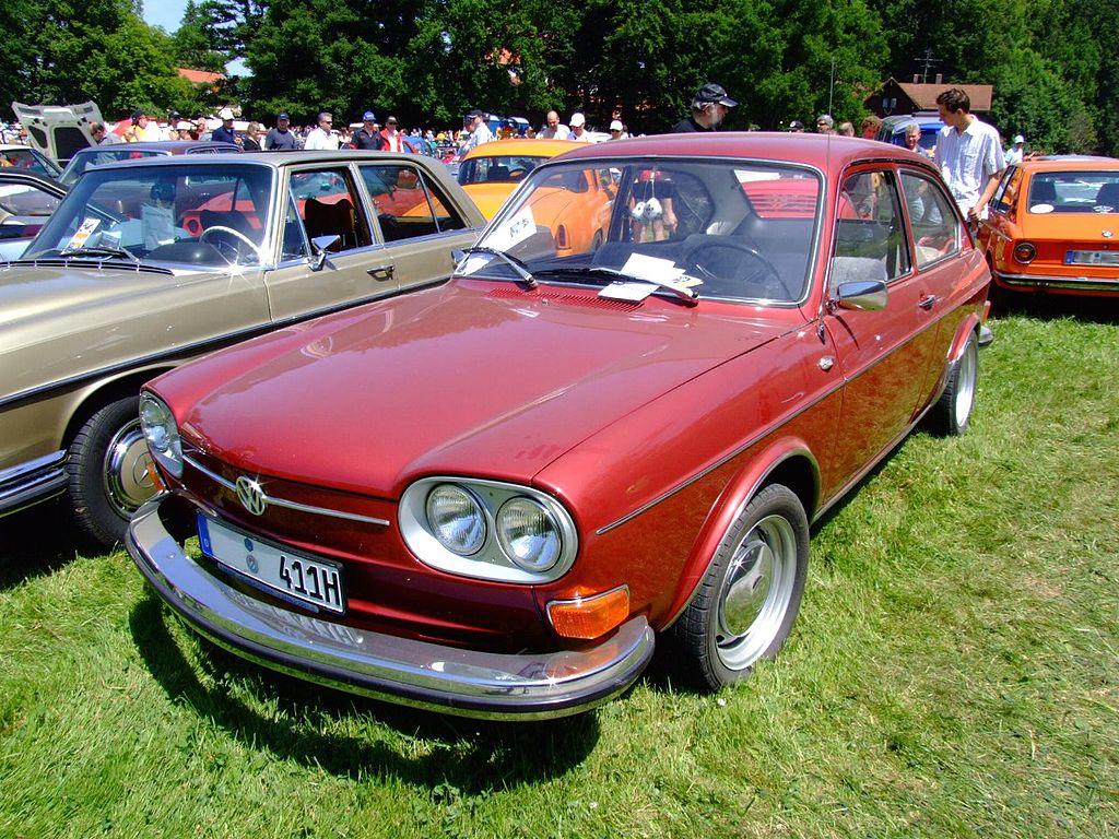 VW 411 LE 1971 1