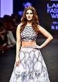 Vaani Kapoor walked the ramp at the Lakme Fashion Week 2018 (03).jpg
