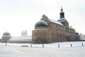Vadstena Castle - Image: Vadstena slott