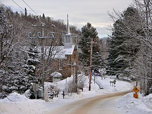 Val-des-Lacs, Quebec - Image: Val des Lacs QC 1