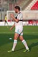 Valais Cup 2013 - OM-FC Porto 13-07-2013 - André-Pierre Gignac à l'échauffement.jpg