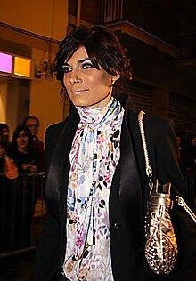 Valeria Solarino nel 2008