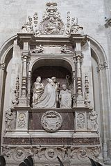 Sepulcro de Diego de Avellaneda