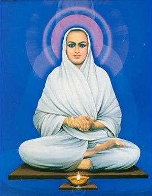 Ramalinga Swamigal - Image: Vallalar drawing