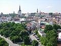 Vanalinn, view from Viru Hotel, 03.jpg
