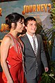 Vanessa Hudgens and Josh Hutcherson (6713615075).jpg