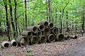 Various concrete pipes, wood.jpg
