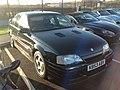 Vauxhall Lotus Carlton (1993) (31449797916).jpg