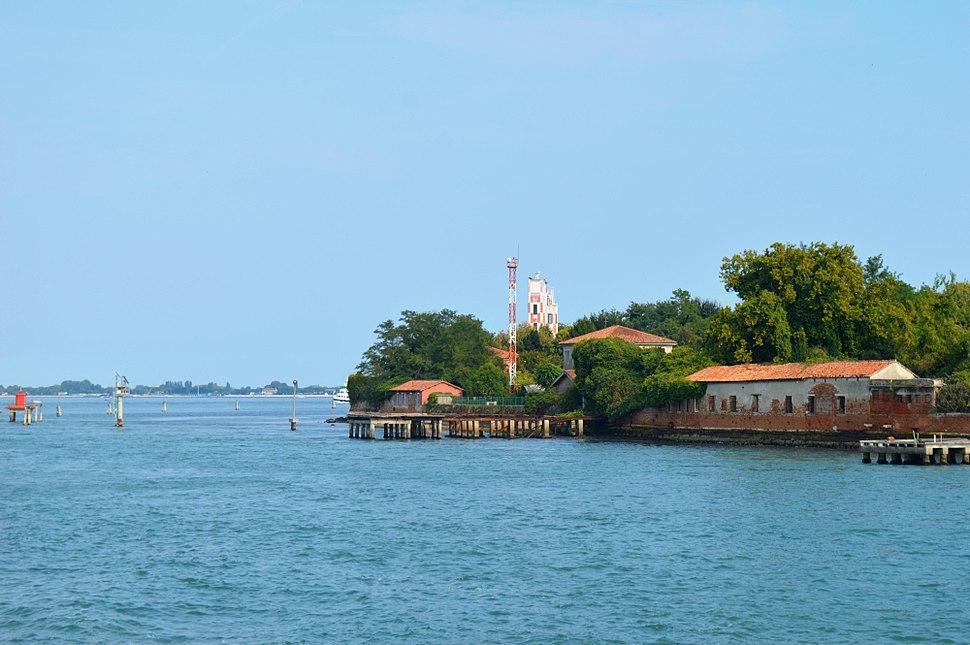 Venecija, more