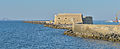 Venetian Fortress in Heraklion Crete SW overview.jpg