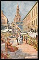 Venice. Flower Market & Rialto Bridge (NBY 444222).jpg