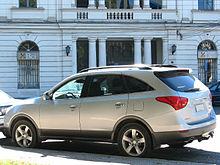 Hyundai Veracruz Wikipedia