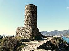 La torre del castello Doria