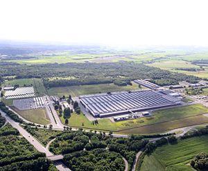 Fiat Powertrain Technologies - FPT Verrone plant.