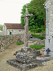 calvaire du cimetière de Droizelles