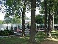 Viļānu Sv. Miķeļa erceņģeļa Romas katoļu baznīca, Apbedījumi, Viļāni, Viļānu novads, Latvia - panoramio.jpg