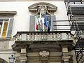 Via ghibellina 96, palazzo jacometti ciofi, balcone.JPG