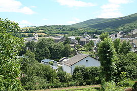 A general view of Viane